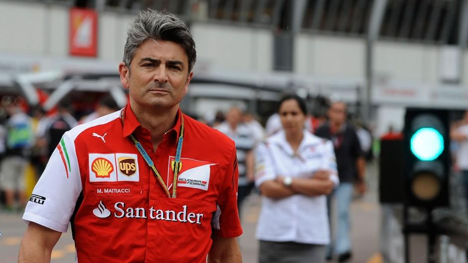 Marco Mattiacci, Ferrari, Monte-Carlo, 2014