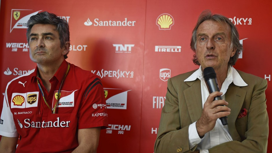 """No more excuses"" for Ferrari – Montezemolo"
