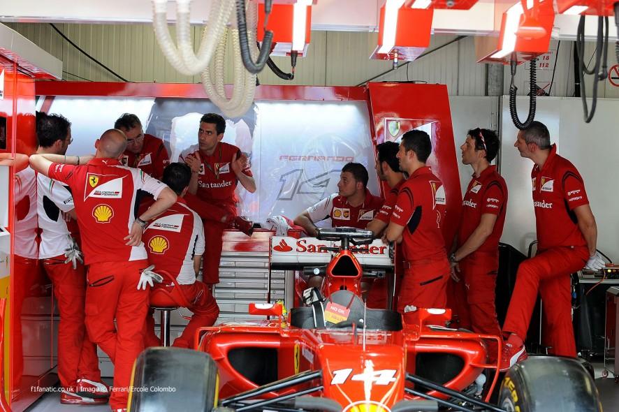 Ferrari, Monte-Carlo, 2014