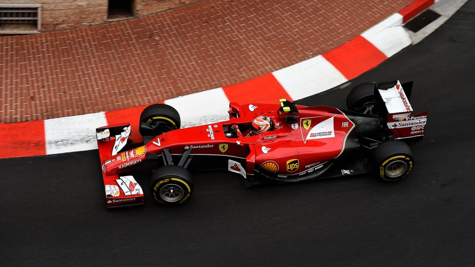 2014 Monaco Grand Prix Thursday in Tweets