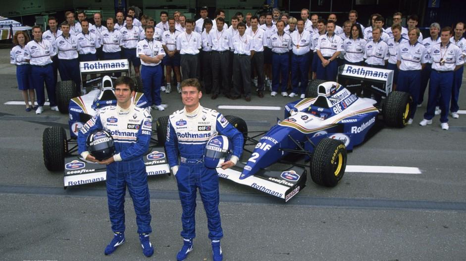 Hill wins, Schumacher stars on acrimonious weekend
