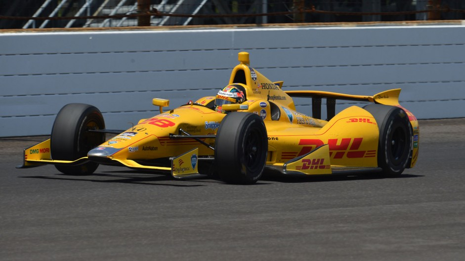 Ryan Hunter-Reay, Andretti, Indianapolis, 2014