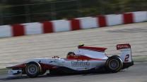 Marvin Kirchhofer, ART, GP3, Circuit de Catalunya, 2014