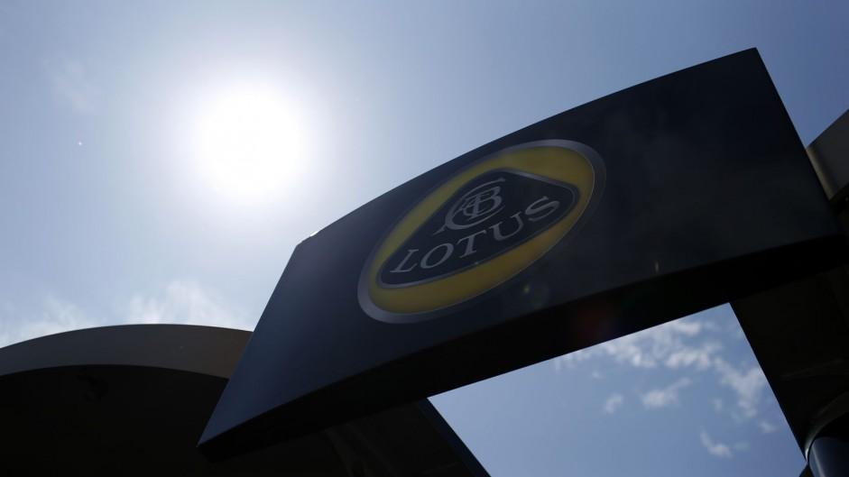 Lotus, Circuit de Catalunya, 2014
