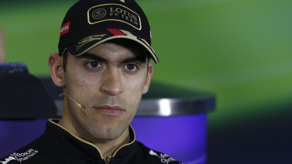 Pastor Maldonado, Lotus, Circuit de Catalunya, 2014
