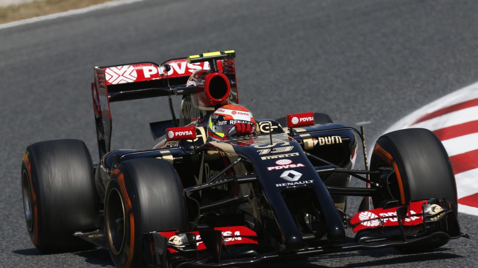 Maldonado takes penalty point for Ericsson collision