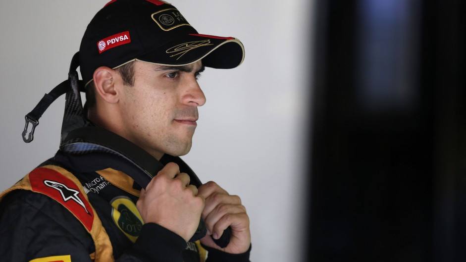 Maldonado eager for closer competition
