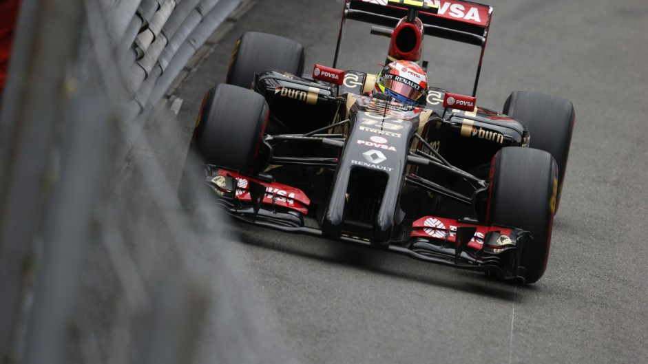 Maldonado predicts 'difficult weekend' for Lotus