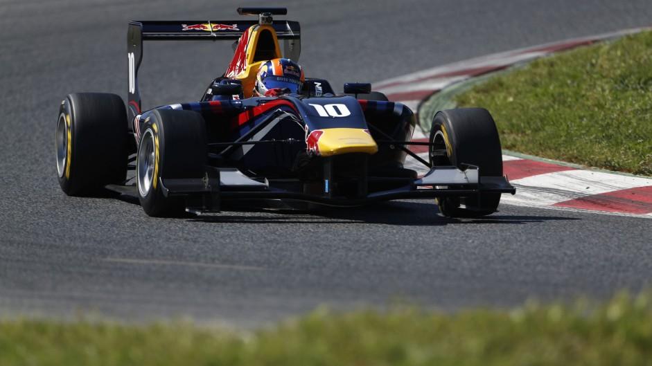 Alex Lynn, Carlin, GP3, Circuit de Catalunya, 2014
