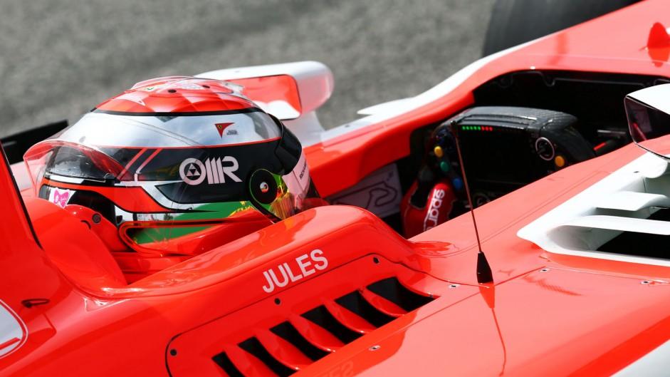 Jules Bianchi, Marussia, Circuit de Catalunya, 2014