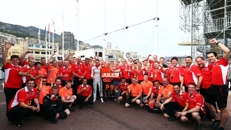 2014 Monaco Grand Prix in pictures