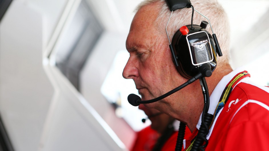 John Booth, Marussia, Circuit de Catalunya, 2014