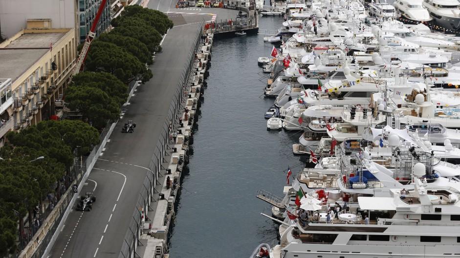 Kevin Magnussen, Jenson Button, McLaren, Monte-Carlo, 2014