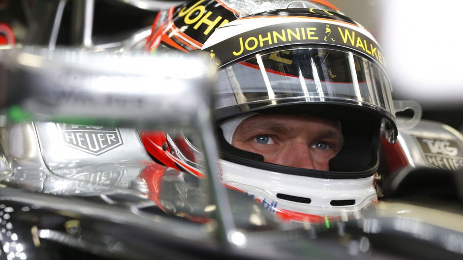 """Magnussen """"facing rookie syndrome"""" – Boullier"""