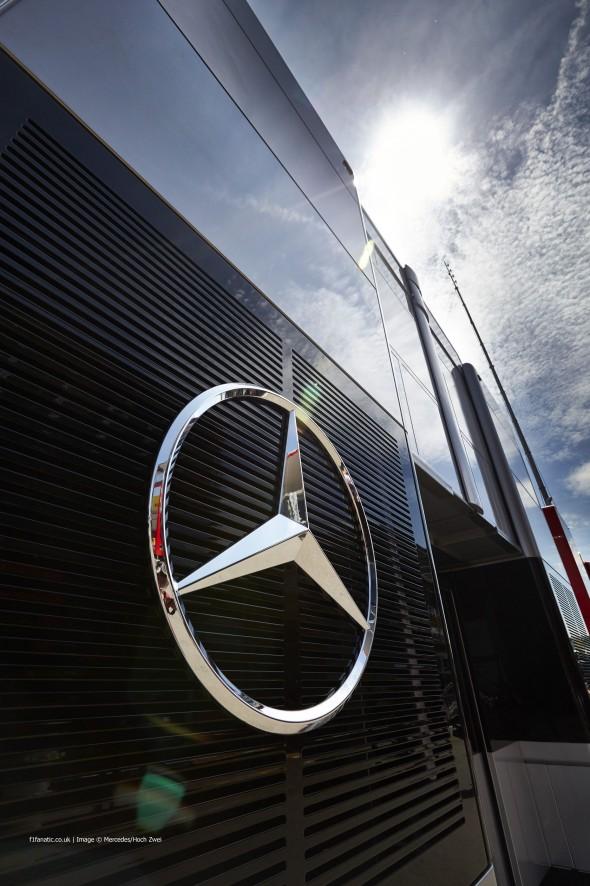 Mercedes, Circuit de Catalunya, 2014
