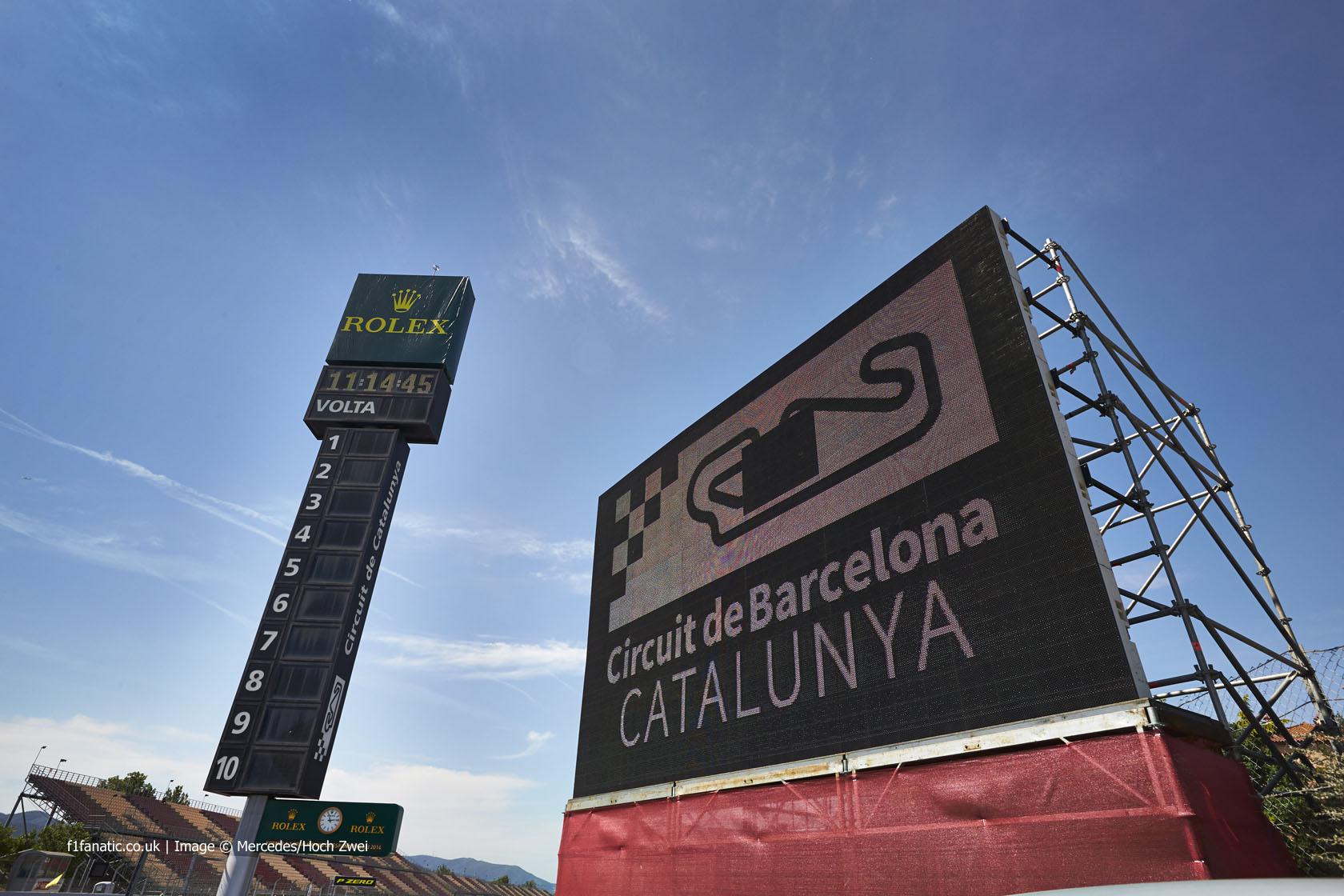 Circuit de Catalunya, 2014