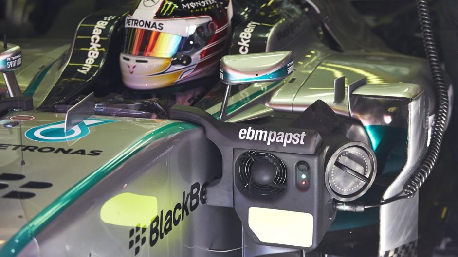 2014 Spanish GP qualifying team radio transcript