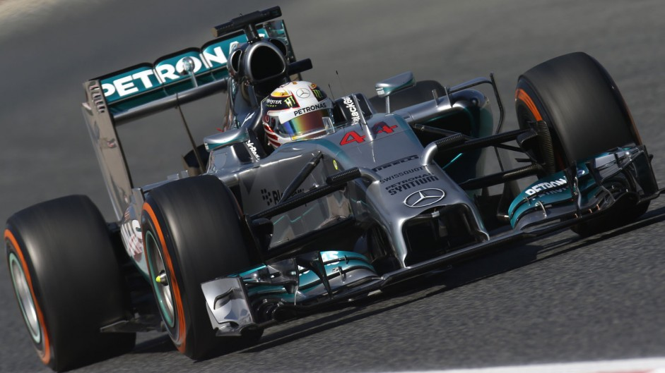 Lewis Hamilton wins the Spanish Grand Prix