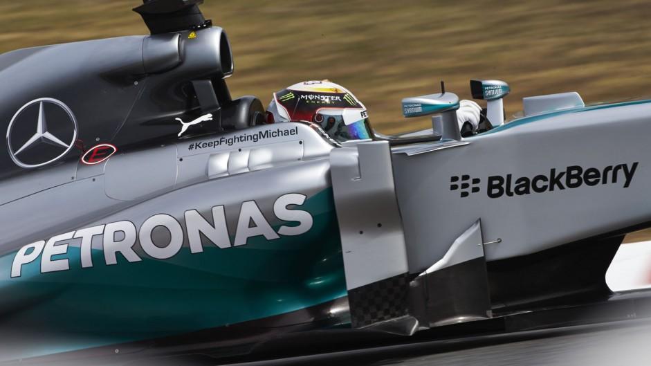 2014 Spanish Grand Prix result