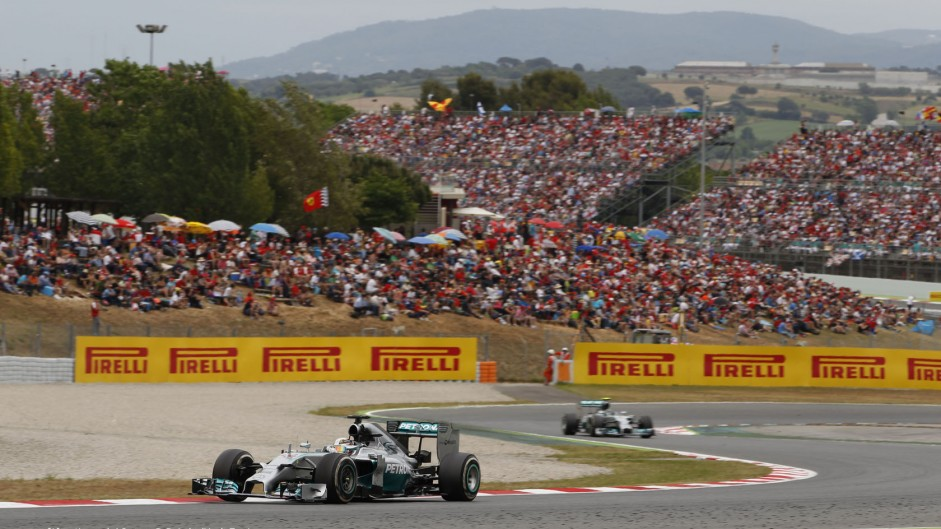 Rosberg 'just needs a tiny bit' to catch Hamilton