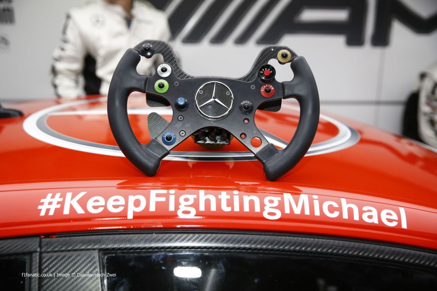 Mercedes C-Class AMG DTM, Hockenheimring, 2014