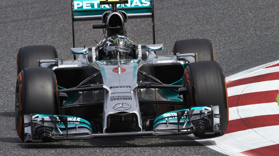 Rosberg 'needed one more lap to pass Hamilton'