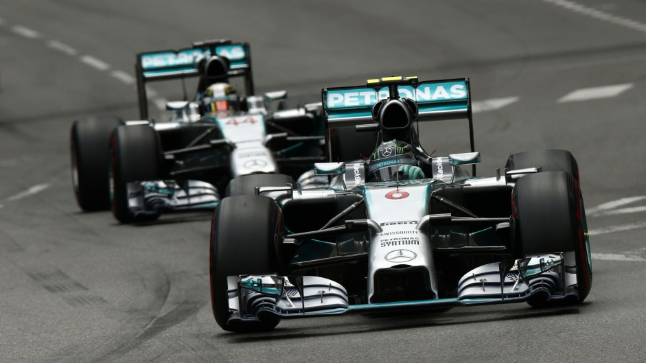 Hamilton pleased to get first choice on running order