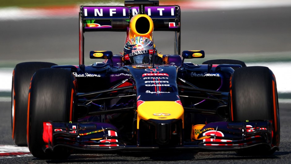 Red Bull to change Vettel's gearbox and incur penalty