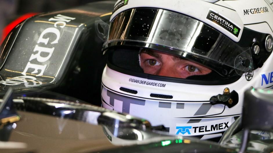 """""""My future in F1 is probably over"""" – van der Garde"""