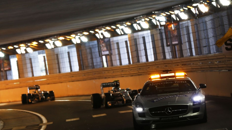 Safety Car, Monte-Carlo, 2014