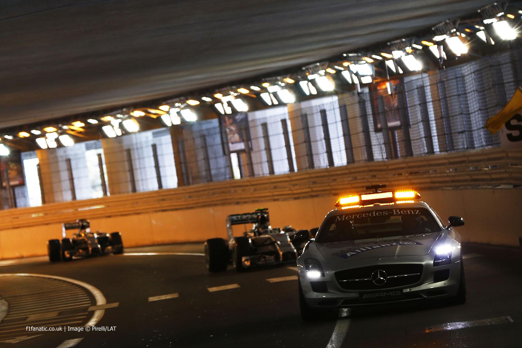 Safety Car, Monte-Carlo, 2014