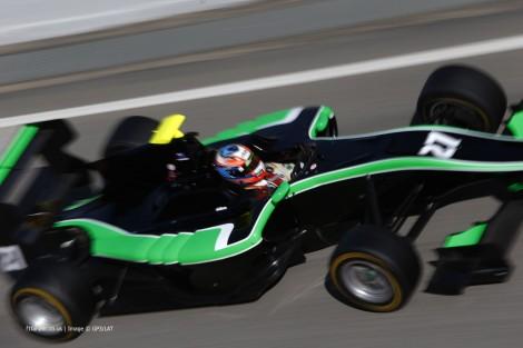 Richie Stanaway, Status, GP3, Circuit de Catalunya, 2014