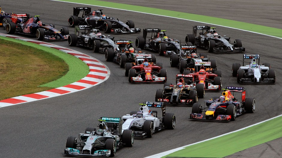 Vote for your 2014 Spanish GP driver of the weekend