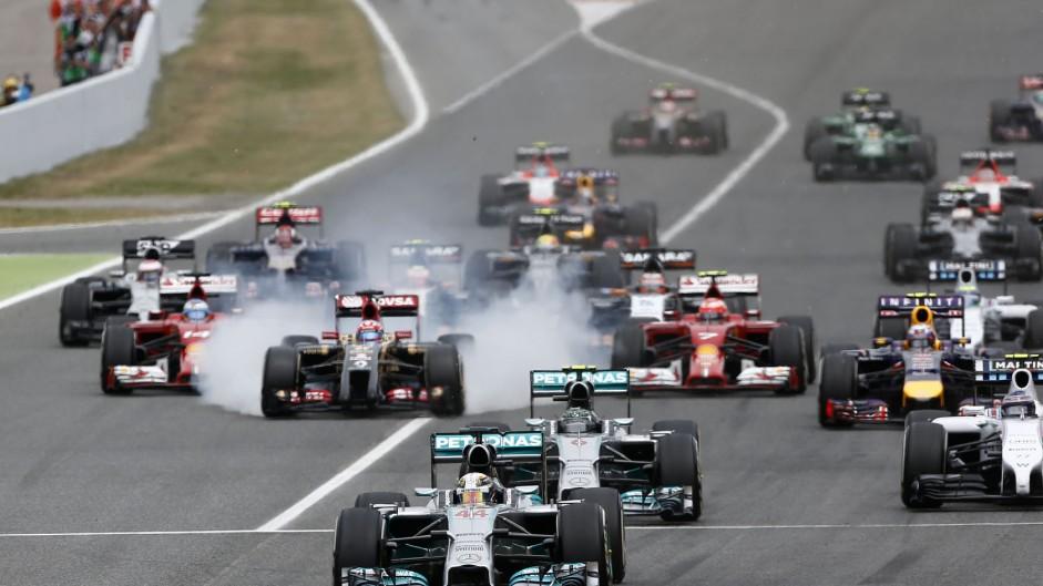 2014 Spanish Grand Prix in pictures