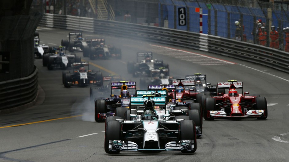 Vote for your 2014 Monaco GP Driver of the Weekend