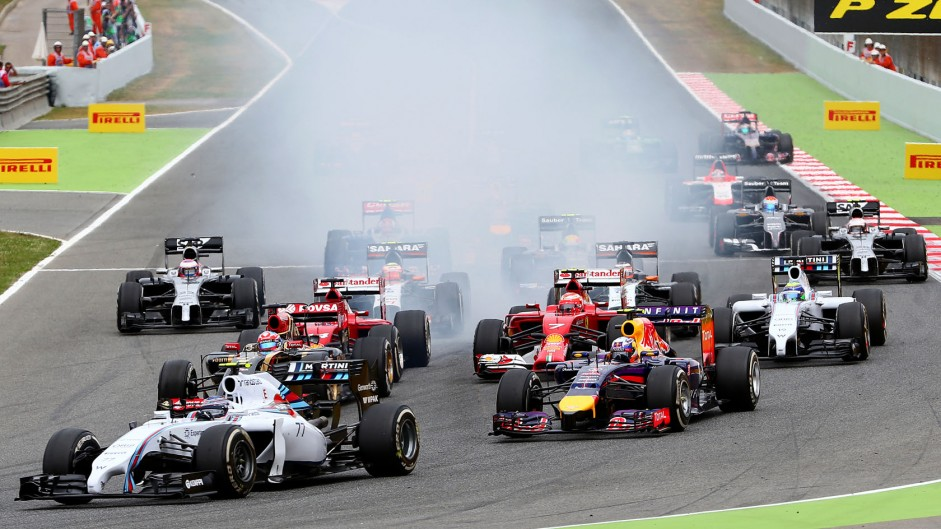 Spanish Grand Prix continues ratings rise since 2011