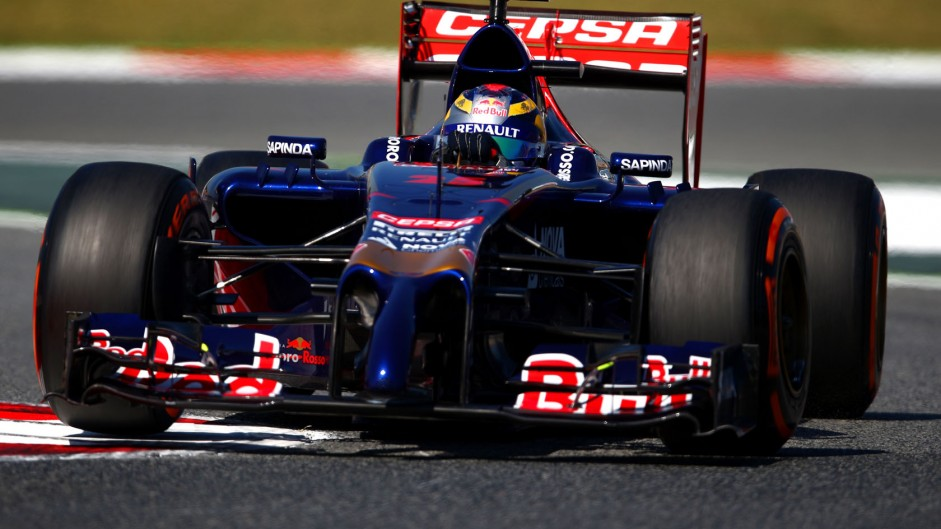 Lost wheel earns Vergne a ten-place penalty