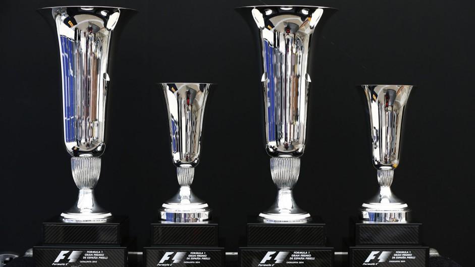 Trophies, Circuit de Catalunya, 2014