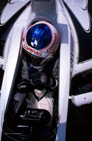 Jenson Button, Williams, Interlagos, 2000
