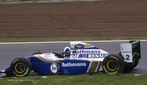 David Coulthard, Williams, Circuit de Catalunya, 1994