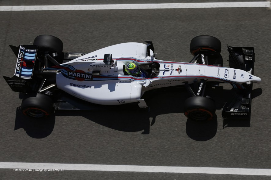 Felipe Massa, Williams, Circuit de Catalunya, 2014