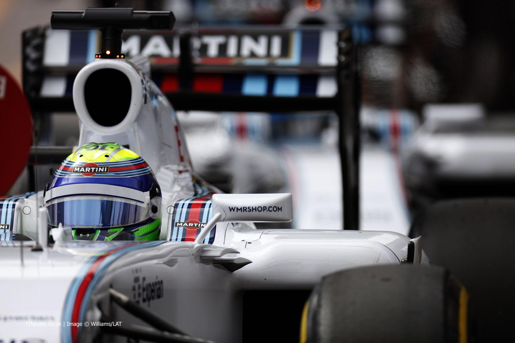 Felipe Massa, Williams, Monte-Carlo, 2014