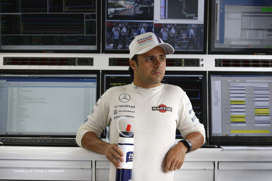 Felipe Massa, Williams, Monte-Carlo, 2014