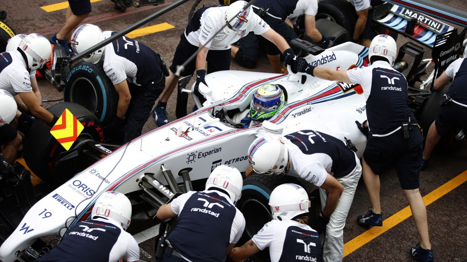 Massa keen to see less conservative tyres