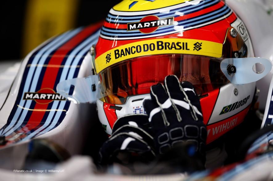 Felipe Nasr, Williams, Circuit de Catalunya, 2014