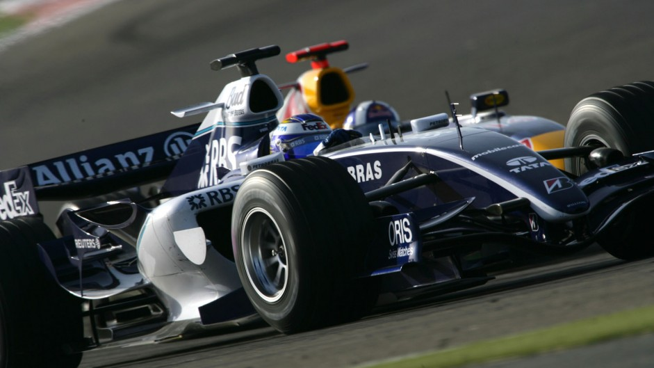 Nico Rosberg, Williams, Bahrain, 2006