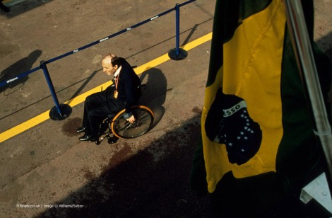 Frank Williams, Monte-Carlo, 1994