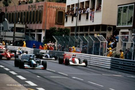 Start, Monte-Carlo