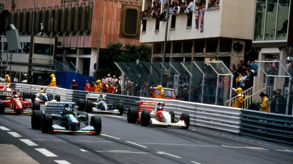 Schumacher takes fourth win at subdued Monaco