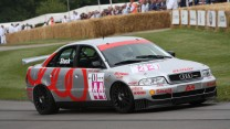 Audi A4, Goodwood Festival of Speed, 2014